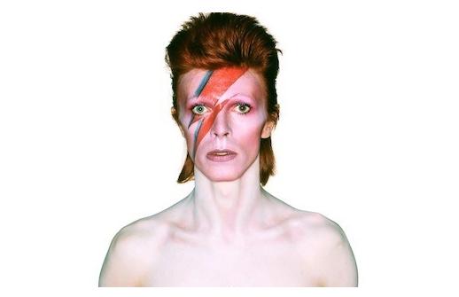 Popmusikk på utstilling David Bowie