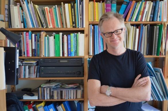 Komponist Henrik Hellstenius