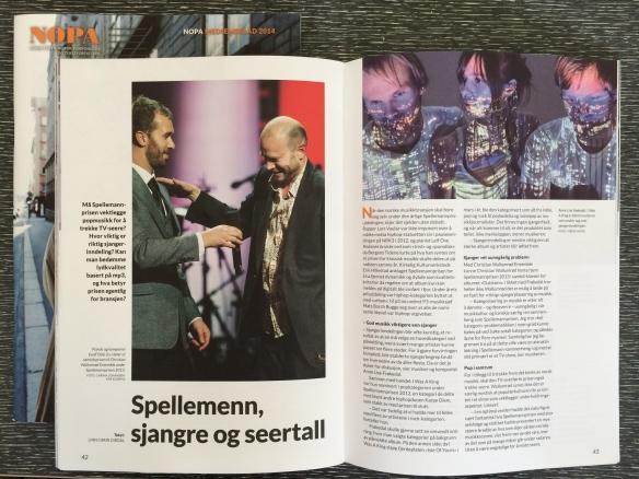 NOPA-bladet 2014
