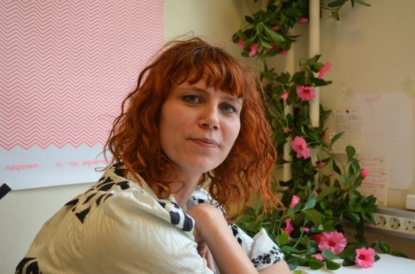 Marianne Stranger. Foto: Linn Carin Dirdal