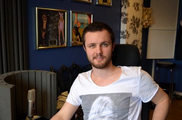 Magnus Bertelsen, foto Linn Carin Dirdal