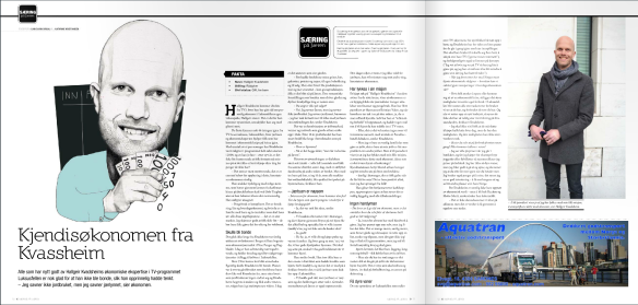 Intervju, Hallgeir Kvadsheim