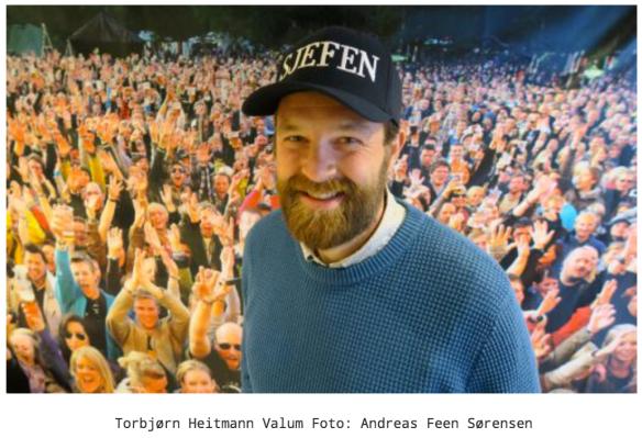 Intervju: Torbjørn Heitmann Valum