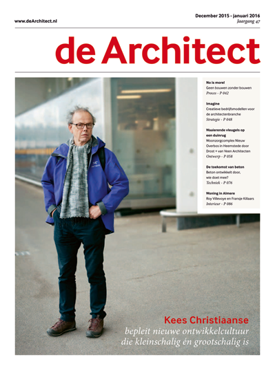 de Architect, December 2015