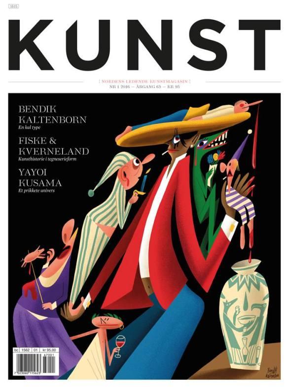 Magasinet KUNST #1, 2016