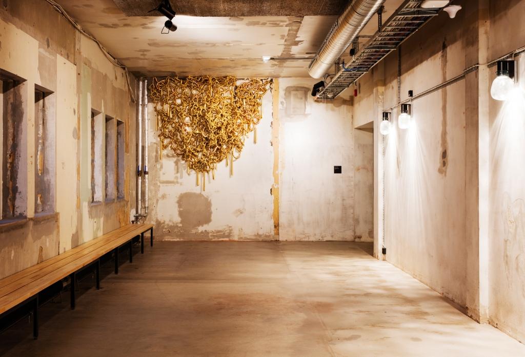 Hanne Friis, «Growing Gold».