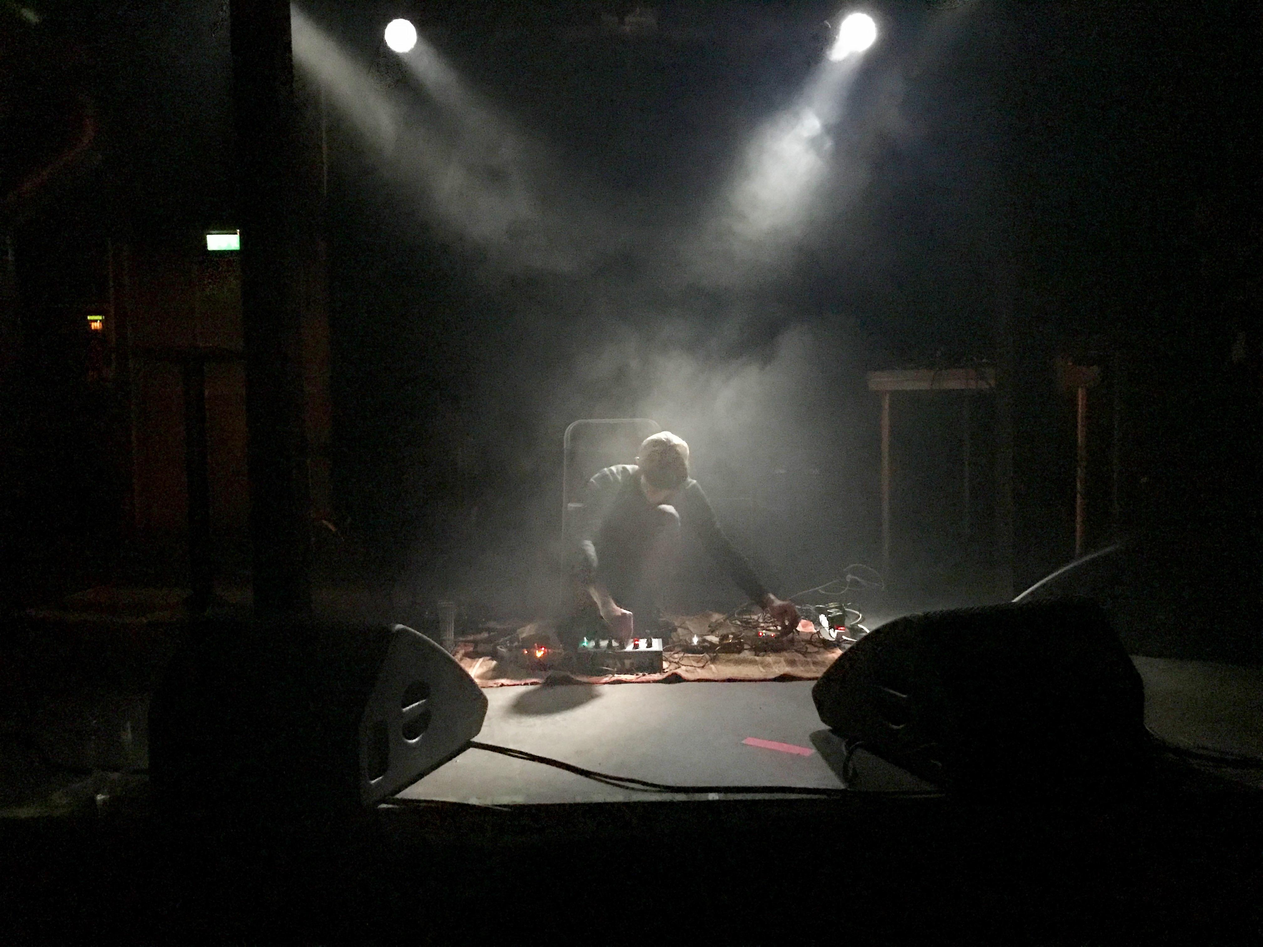 Svarte Greiner på AFTR Fest. Foto: Linn Carin Dirdal