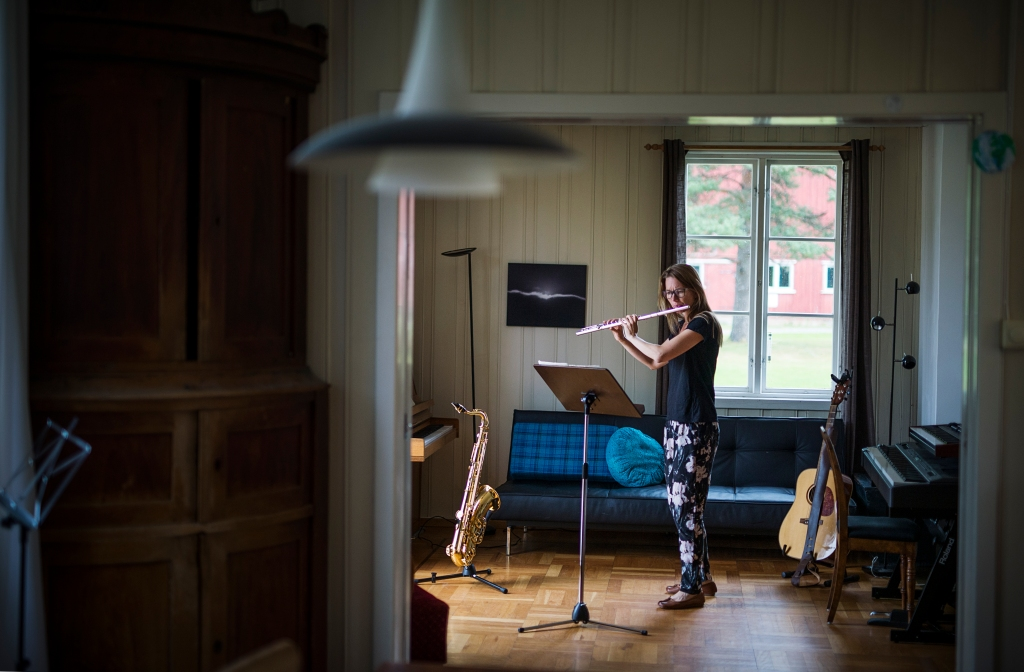 Anne Jordhus-Lier. Foto: Benjamin Ward