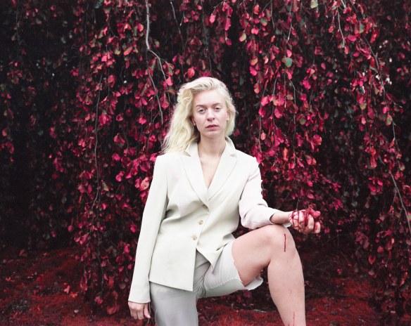 Thea Hjelmeland. Foto: Linn Heidi Stokkedal