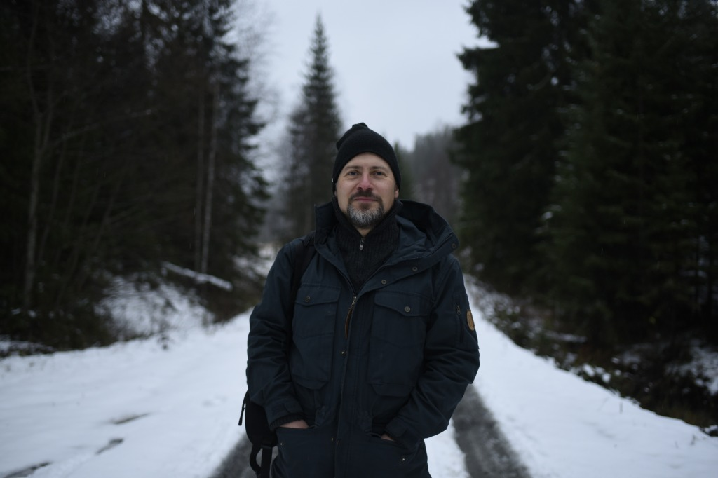 Knut Olaf Sunde. Foto: Henrik Beck