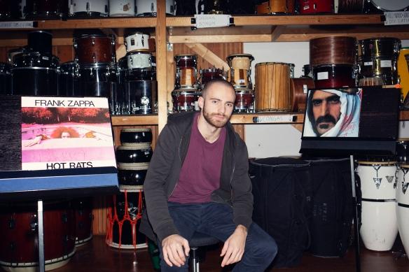 Åsmund Perssønn Ødegaard. Foto: Kyrre Lien
